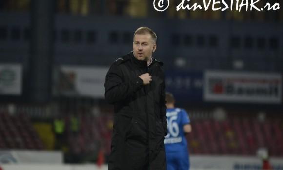 Edward Iordanescu este antrenor principal la Pandurii.