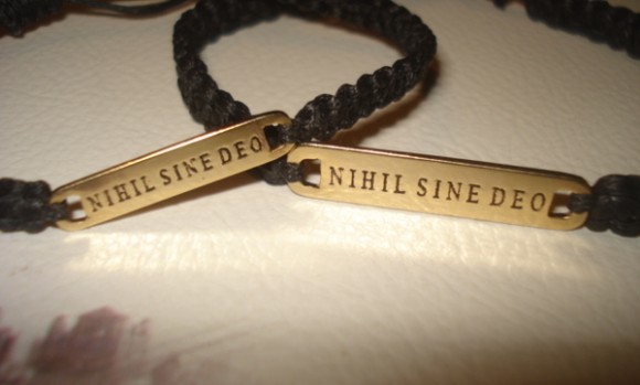 Nihil Sine Deo - Nimic fară Dumnezeu