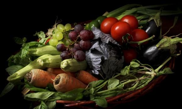 Mancare pentru vegetarieni.