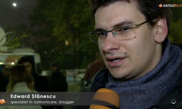 Interviu cu Edward Stanescu acordat televiziunii online SensoTv