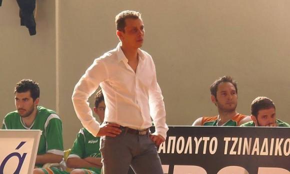 Ioannis Diamantakos antrenor principal Energia Rovinari