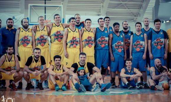 Jucatorii prezenti la LeuROStar Game 2016