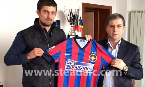 Gabi Tamaș Steaua București