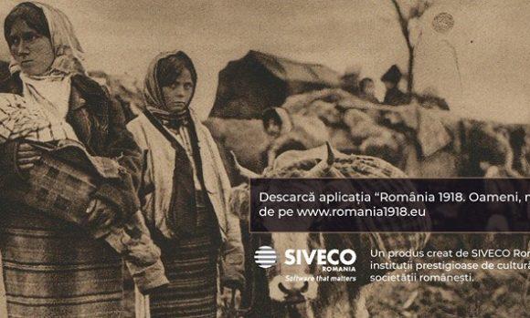 enciclopedia digitală România 1918. Oameni, momente și imagini