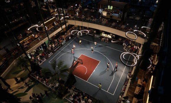 3 la 3 sport arena