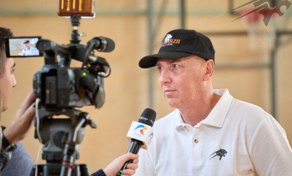 Marcel Tenter antrenor Gheparzii
